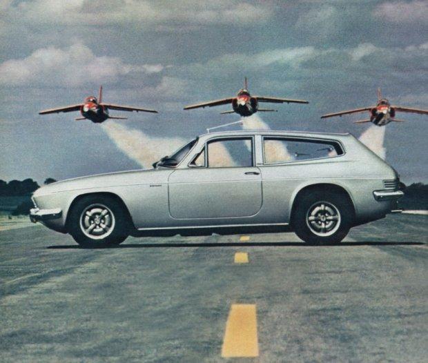 Reliant Scimitar GTE