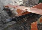 W pobli�u Mariupola zestrzelono drona. Spad� do Morza Azowskiego. Czy to rosyjski model E08M?