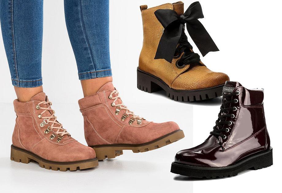 5742e1f7 Zimowe buty trapery nie tylko w góry! Zobacz jak stylowo nosić je po mieście