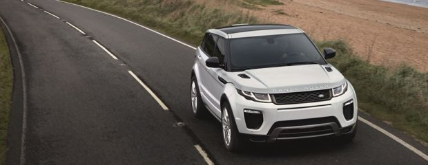 Range Rover Evoque po liftingu