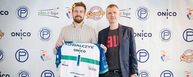 Jakub Kowalczyk i Paweł Zagumny