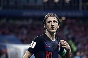 Ramos: Luka Modrić zasłużył na nagrodę najlepszego piłkarza FIFA 2018