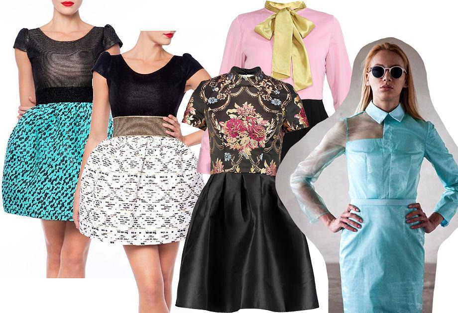 Sukienki świąteczne i sylwestrowe