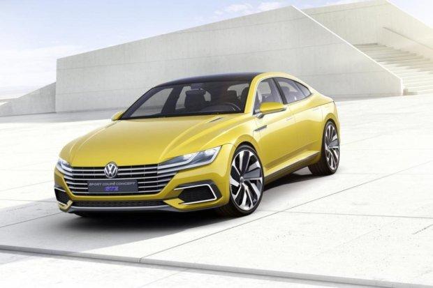 Salon Genewa 2015 | Volkswagen Sport Coupe Concept GTE | Nadje�d�a nast�pca CC