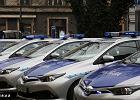 Krakowska policja wsiada do nowych radiowozów