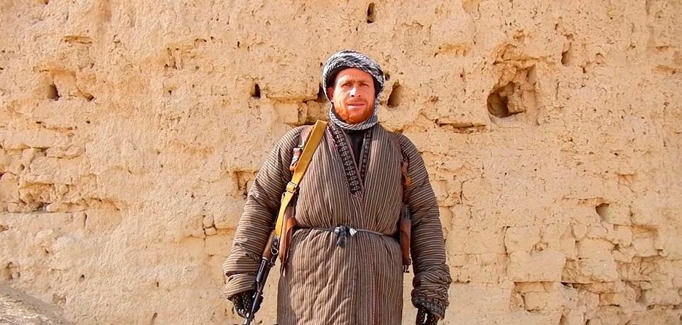 Kim jest mężczyzna odnaleziony wiosną w Afganistanie?