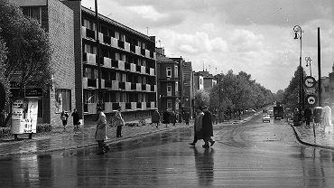 Ul. Francuska, rok 1961-1968