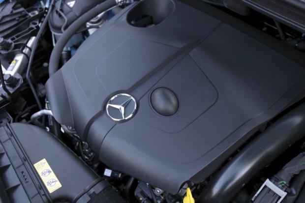 Mercedes B 200 CDI | Test długodystansowy cz. V | Układ napędowy