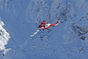Lawina w Tatrach. Akcja ratunkowa TOPR pod Rysami