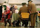 Rodziny ewakuowane z Donbasu zaczynaj� nowe �ycie w Polsce