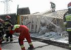 Wypadek na wrocławskiej obwodnicy. Jest dwoje rannych