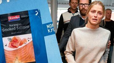 Lidl w Finlandii zakpi� z dopingu Johaug. Co dodaj� do norweskiego �ososia?