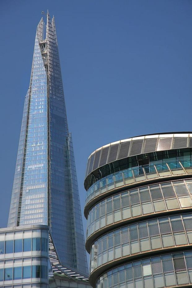 The Shard, Londyn, Wielka Brytania / fot. Shutterstock