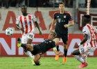 Liga Mistrz�w. Bayern - Olympiakos. Lewandowski gol! Bramka! Skr�t meczu! Zobacz WIDEO
