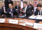 Sikorski: Amerykanie maj� �atwiej z sankcjami dla Rosji. Tam decyzj� podpisuje jeden cz�owiek