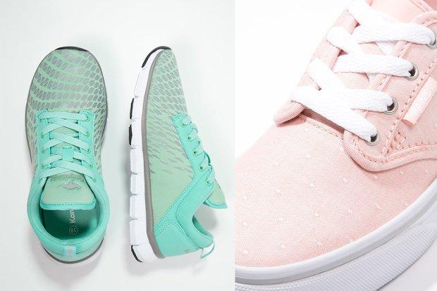 Buty sportowe na lato - na co dzie� i na trening. Zobacz nowe trendy