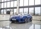 Gdzie i jak serwisuje si� Lexusa LFA?