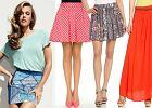 Kolorowo i kobieco: spódnice na wiosnę