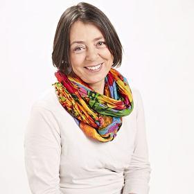 Justyna Dąbrowska, psycholog -