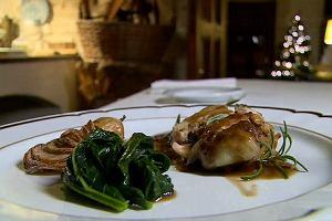 Co Włosi jedzą w Święta? Szef kuchni z Sycylii zdradza przepis na faszerowane udka kurczaka