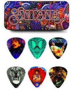 Zestaw kostek do gry CARLOS SANTANA / HEAVY, dostępne na: rockmetalshop.pl