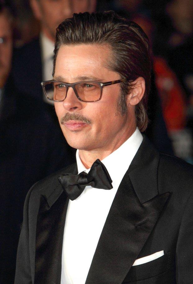 """""""A kuku!"""". Brad Pitt przypadkiem pokaza� nowy tatua�, a zachodnie portale maj� ubaw"""