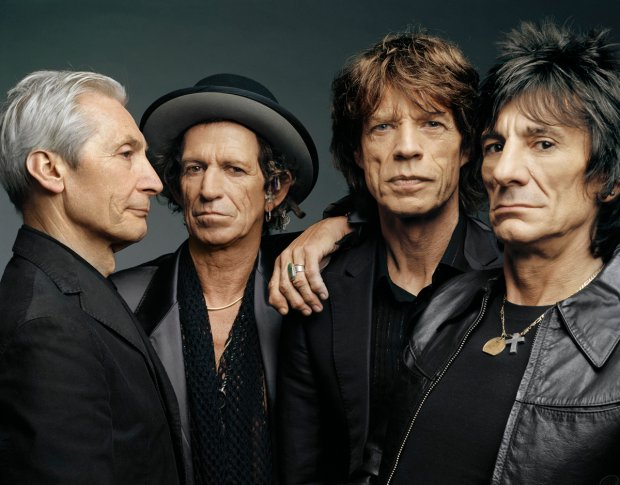 Keith Richards i Mick Jagger chcą kolejnego albumu legendy rocka.