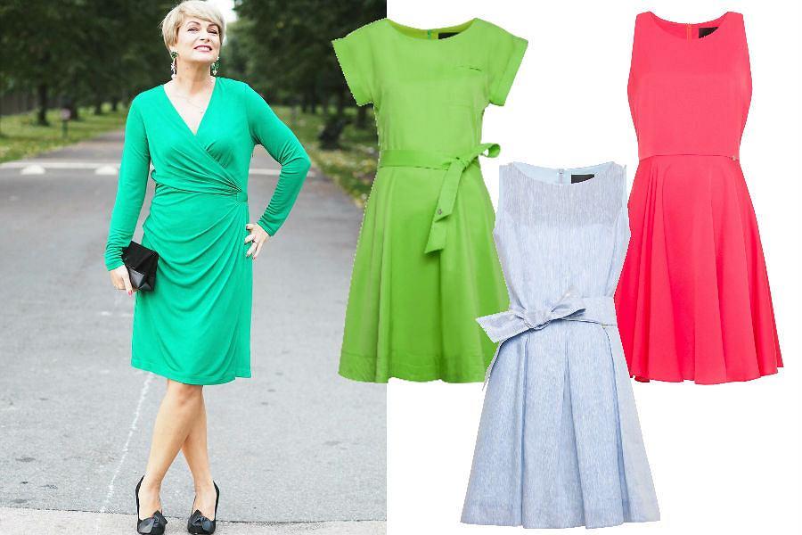 720671f9c0 Sukienki na chrzciny - modele idealne dla dojrzałych pań