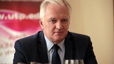 DWicepremier Jaroslaw Gowin spotkal sie z bydgoskimi przedsiebiorcami