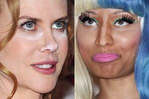 Nicole Kidman, Nicki Minaj