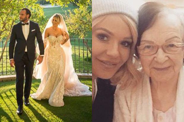 Doda zapewniła, że nie chce się wypowiadać w mediach na temat swojego ślubu z Emilem Stępniem. Zrobiła mały wyjątek.