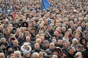 Majdan: wielki spektakl. Rewelacyjny dokument Siergieja �o�nicy od jutra w kinach