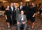 Były prezydent George Bush trafił do szpitala dzień po pogrzebie żony. 93-latek ma zakażenie krwi