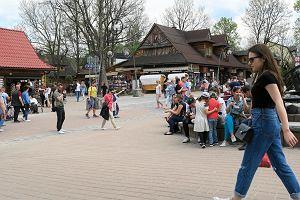 Pogoda dopisała, ale w Zakopanem nie będą dobrze wspominać majówki. Mało turystów