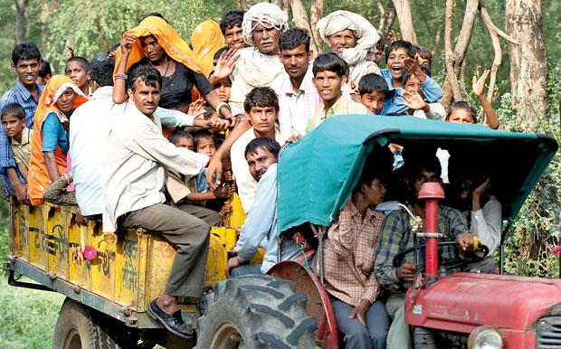 Indie - podróż po Radżasthanie, azja, podróże, W Indiach nie ma pustych przebiegów.