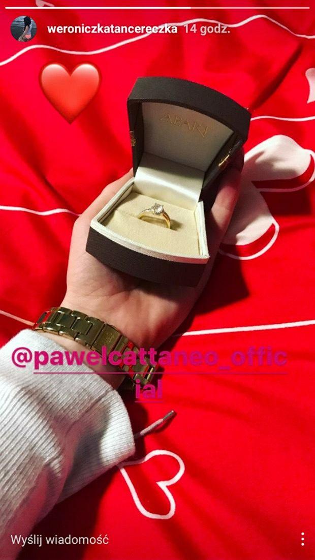 Paweł Cattaneo zaręczył się!