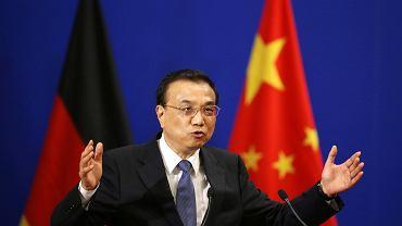 Premier Chin Li Keqiang wyraża zaniepokojenie sytuacją Wielkiej Brytanii i całej Unii
