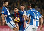 Liga hiszpańska. Szczęśliwe zwycięstwo Barcelony
