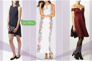 Sukienki na wesele do 150 z� [18 MODELI]