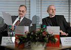 Prof. Andrzej Markowski i prof. Mirosław Bańko