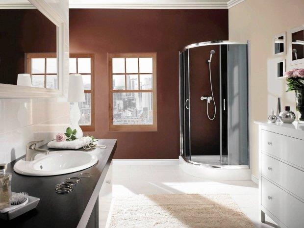 Kabiny prysznicowe: czysta przyjemność