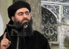 Abu Bakr al-Bagdadi, przyw�dca IS
