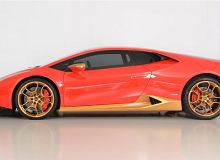 Lamborghini Huracan | Hołd dla Miury