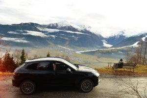 Porsche Macan Turbo | Podr� do naturalnego �rodowiska