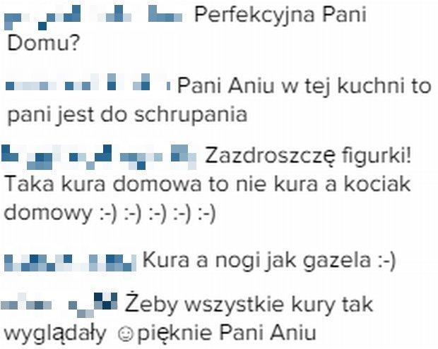 Komentarze fanów Anny Kalczyńskiej