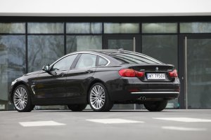 BMW 428i Gran Coupe xDrive | Test | Bez pazura