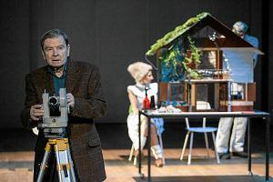 Nowy Teatr. Czy Jarosław Kaczyński to Wielki Cthulhu? [KOMENTARZ MROZKA]
