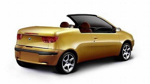Pininfarina Fiat Wish (1999)