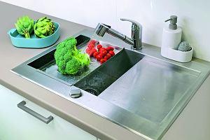 Wokół zlewozmywaka: strefa wygodnego zmywania