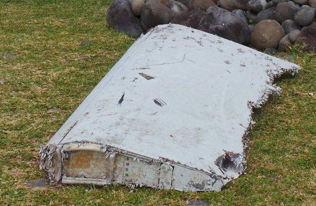 Szcz�tki z Reunion to fragmenty zaginionego boeinga 777 Malaysia Airlines. Jest potwierdzenie